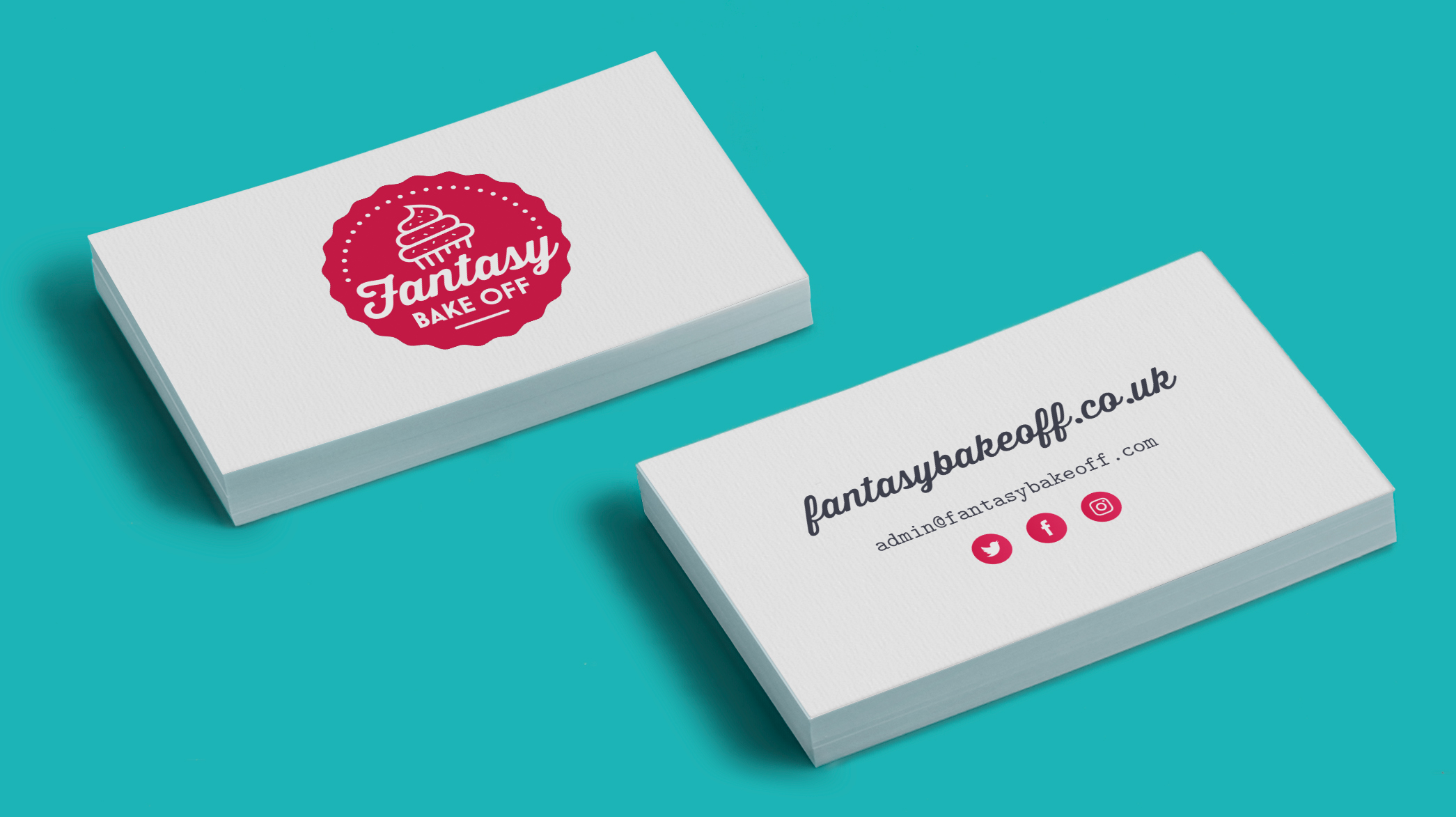 Logo Design Branding FBO Business Card