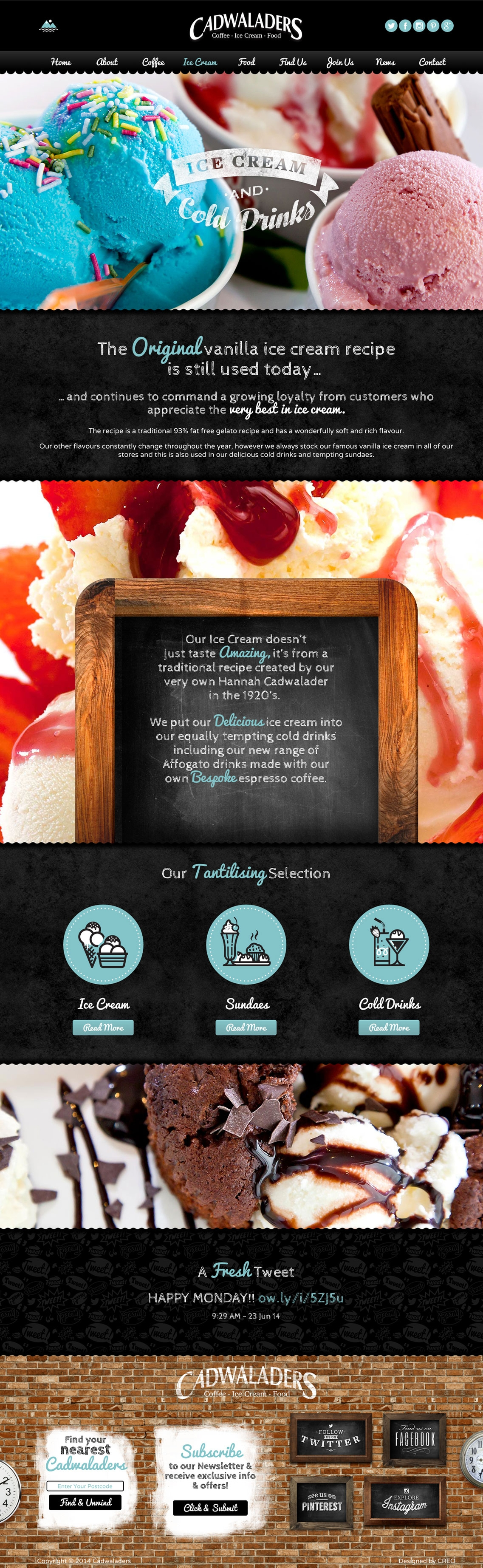 Web Design Cadwaladers