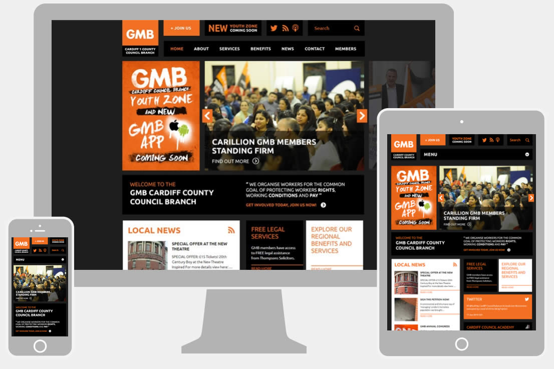 Web Design GMB
