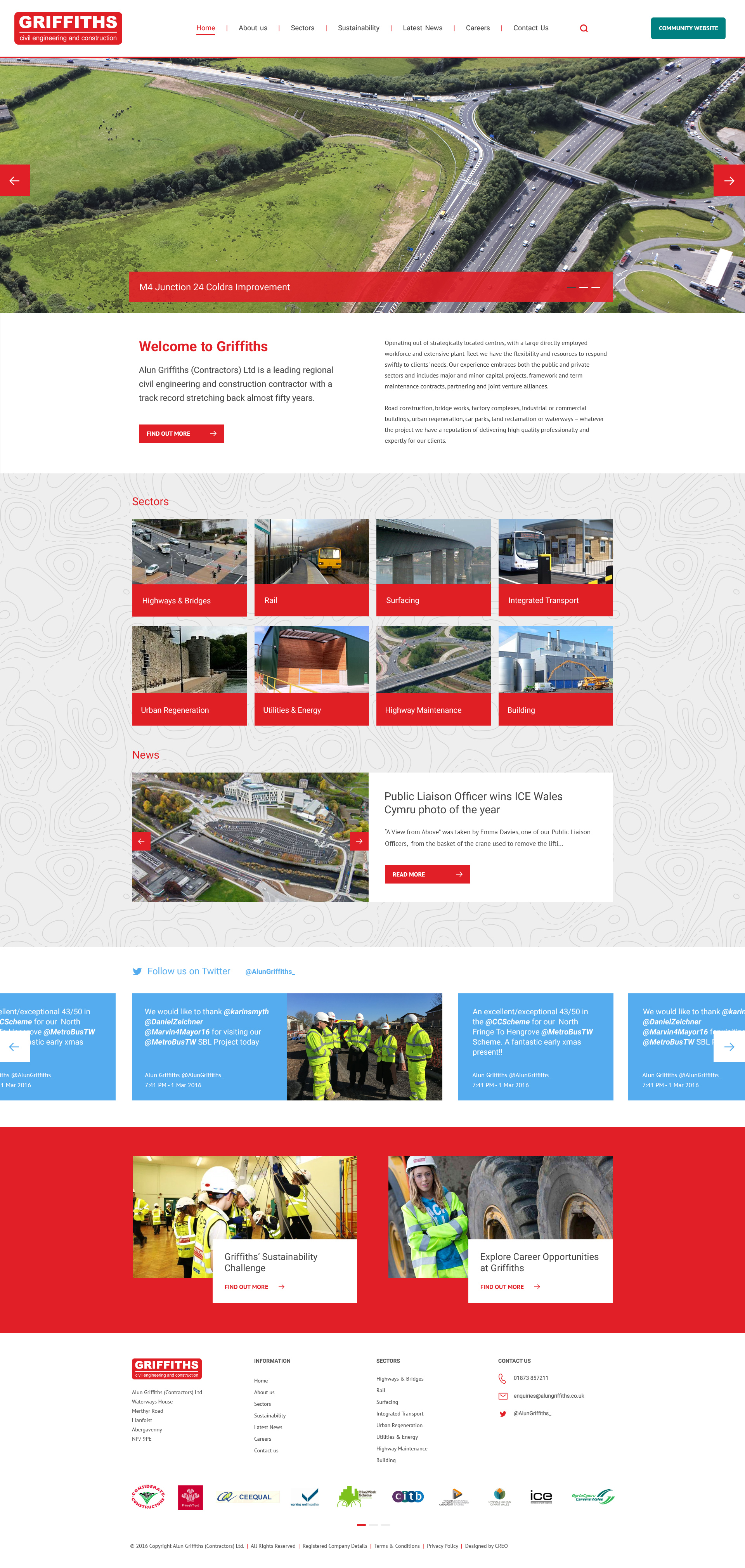Website Design Cardiff Desktop AG01